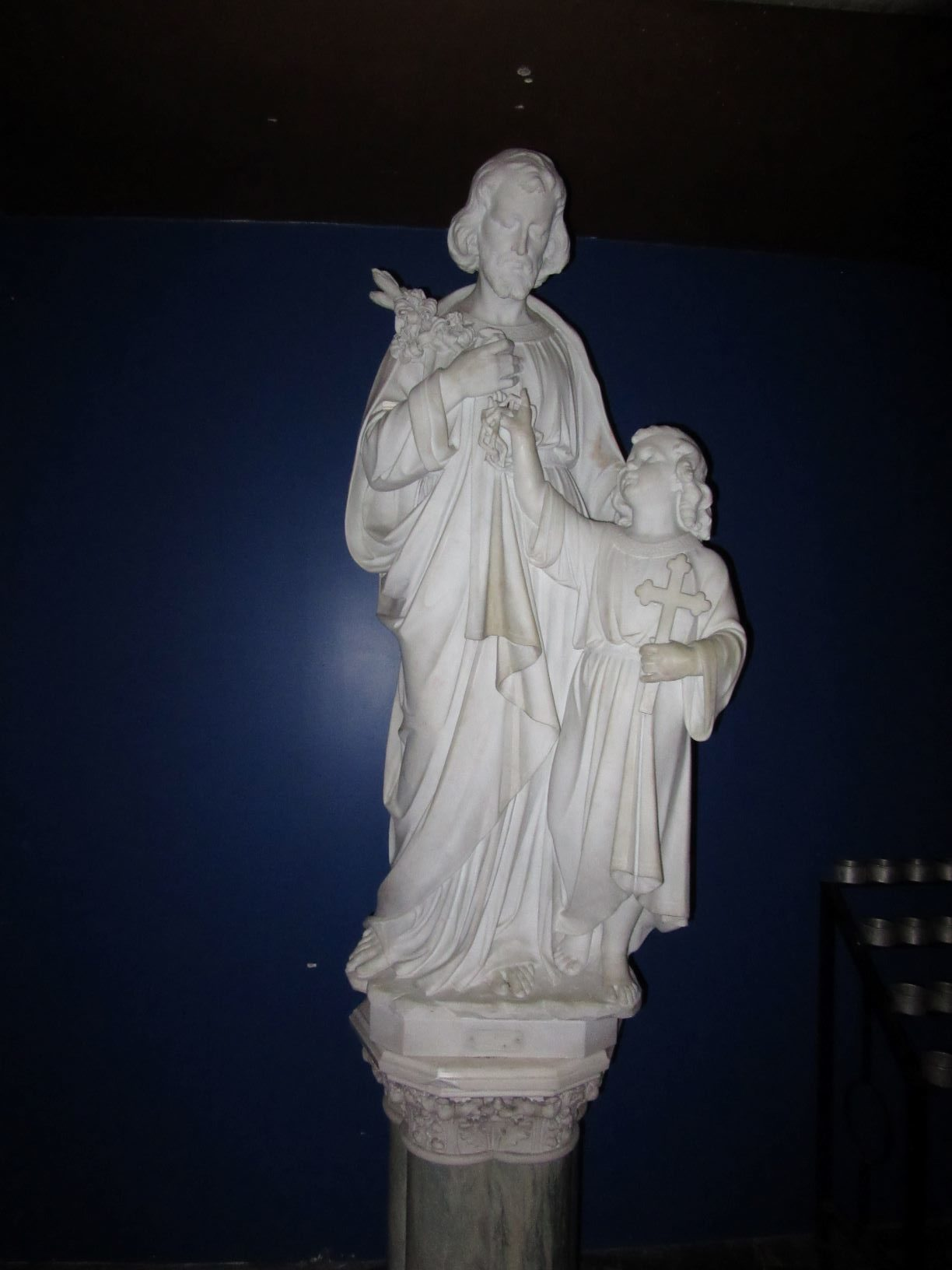 St. Joseph at Our Lady of Fatima Shrine